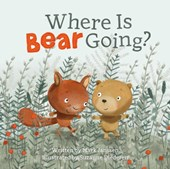 Where is bear going? | Suzanne Diederen |