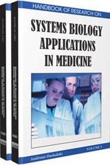 Handbook of Research on Systems Biology Applications in Medicine 2 Vol Set | Daskalaki |