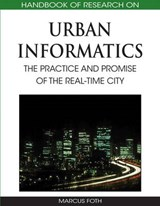 Handbook of Research on Urban Informatics | Marcus Foth |