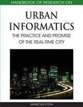 Handbook of Research on Urban Informatics