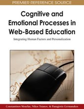 Cognitive and Emotional Processes in Web-Based Education