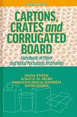 Cartons, Crates and Corrugated Board | Twede, Diana, Ph.D. |