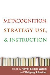 Metacognition, Strategy Use, and Instruction | auteur onbekend |