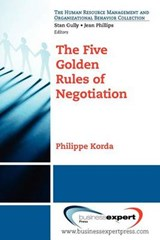 The Five Golden Rules of Negotiation | Philippe Korda |