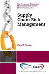 Supply Chain Risk Management | David L. Olson |