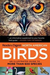Readers Digest Book of North American Birds