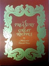 A Treasury of Great Recipes | Price, Vincent ; Price, Mary |