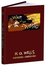 The War of the Worlds | H G Wells; Warwick Goble |