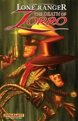 The Lone Ranger/Zorro | Ande Parks |