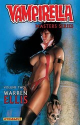 Vampirella Masters Series, Volume | Warren Ellis |