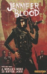 Jennifer Blood | Garth Ennis |