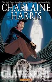 Charlaine Harris' Grave Sight
