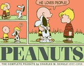 The Complete Peanuts 1957-1958