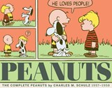 The Complete Peanuts 1957-1958 | Charles M Schulz |