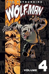 the Astounding Wolf-Man 4