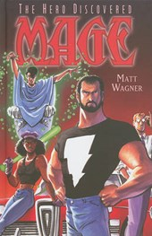 Mage Hc Vol 1 | Matt Wagner |