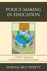 Policy-Making in Education | Miriam Ben-Peretz |