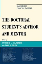The Doctoral Student's Advisor and Mentor