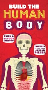 Build the Human Body [With Skeleton] | Richard Walker |