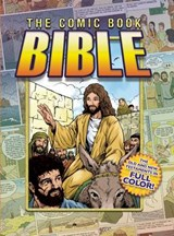 The Comic Book Bible | Toni Matas |