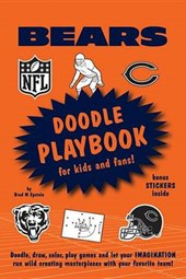 Chicago Bears Doodle Playbook | Brad M. Epstein |