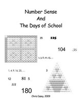 Number Sense and the Days of School | Christopher Casey |