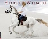 Horse Women Wall Calendar