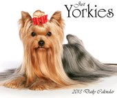 Just Yorkies Daily Calendar