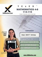 TExES Mathematics 4-8 114-115