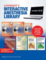 Lippincott's Interactive Anesthesia Library | auteur onbekend |