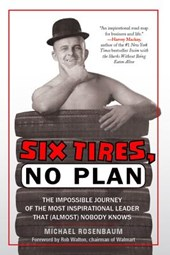 Six Tires, No Plan