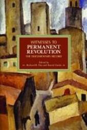 Witnesses to Permanent Revolution