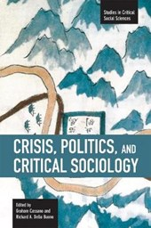 Crisis, Politics and Critical Sociology