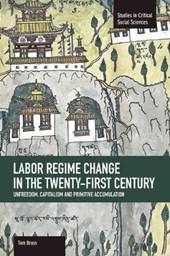 Labor Ragime Change in the Twenty-First Century
