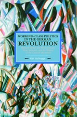 Working-Class Politics in the German Revolution | Ralf Hoffrogge |