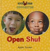 Open/Shut | Apple Jordan |