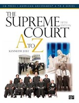 The Supreme Court A to Z | Kenneth Jost |