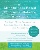 The Mindfulness-Based Emotional Balance Workbook | Cullen, Margaret ; Pons, Gonzalo Brito, Ph.D. |