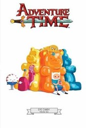 Adventure Time Eye Candy