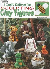 I Cant Believe I'm Sculpting Clay Figure | Becky Meverden |