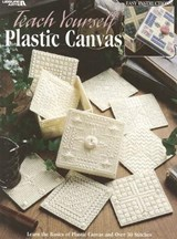 Teach Yourself Plastic Canvas | auteur onbekend |