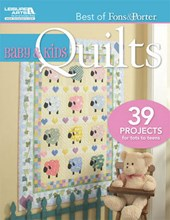 Baby & Kids Quilts | Marianne Fons |