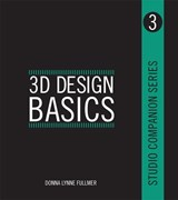 Studio Companion Series 3D Design Basics | Donna Fullmer |