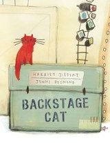 Backstage Cat | Harriet Ziefert |