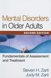 Mental Disorders in Older Adults | Zarit, Steven H. ; Zarit, Judy M. |