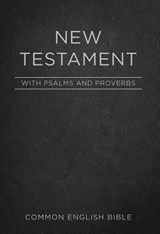 Ceb Pocket New Testament with Psalms and Proverbs | Common English Bible |