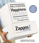 Delivering Happiness | Tony Hsieh |