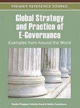 Global Strategy and Practice of E-Governance |  |