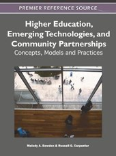 Higher Education, Emerging Technologies, and Community Partnerships |  |