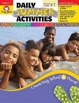 Daily Summer ACT Moving 6th to 7th Grade | Evan-Moor Educational Publishers |